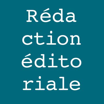 Rédaction éditoriale