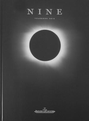 Livre Nine Yearbook 2016 de Jaeger-LeCoultre